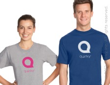 Quirky Logo Shirts